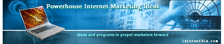 Internet Marketing Strategies
